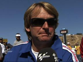 Rainey gives Laguna race predictions