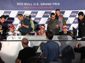 Red Bull US GP Post-race press conference - Full video