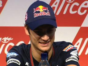 Pedrosa in Sachsenring press conference