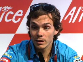 Vermeulen talks Sachsenring
