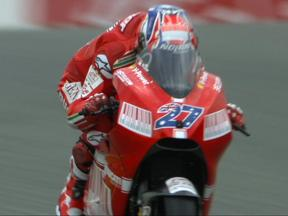 Sachsenring 2009 - MotoGP FP1 Highlights