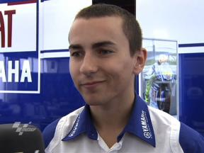 Lorenzo on injury battle