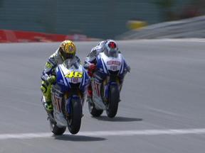 Sachsenring 2009 - MotoGP Race Highlights