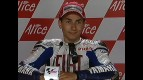 Jorge Lorenzo interview after race in Sachsenring
