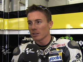 Toseland pleased to be back in top ten