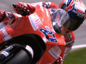 MotoGP Race Hyper Slow Motion