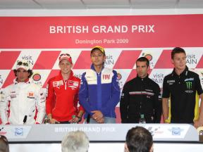 British GP Thursday Press Conference – Full Video