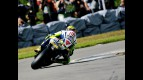 Valentino Rossi inaction in Donington