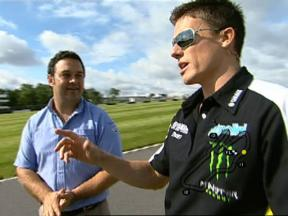 Donington Park Presentation with James Toseland