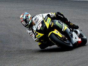 Colin Edwards in action