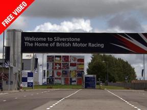 Silverstone Track Presentation