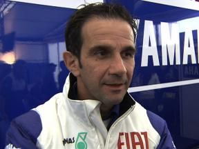 Donington outing still positive for Brivio despite Rossi crash