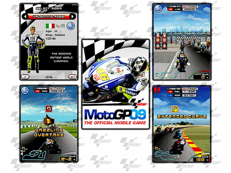 MotoGP09, The Official Mobile Game