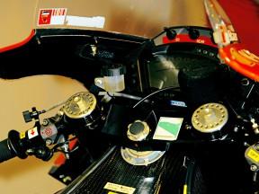 Ducati Desmosedici GP9 detail