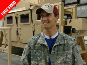 Edwards visits Camp Atterbury in Indiana
