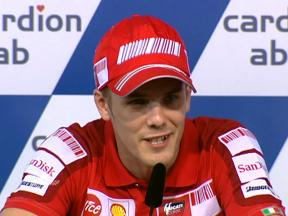 Mika Kallio in Press Conference