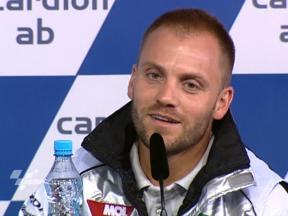 Gabor Talmacsi in Press Conference
