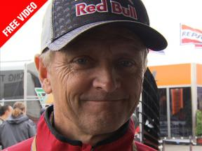 FREE VIDEO: Kevin Schwantz on upcoming KSS event at Indianapolis