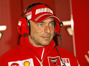 Ducati MotoGP Project Manager Livio Suppo