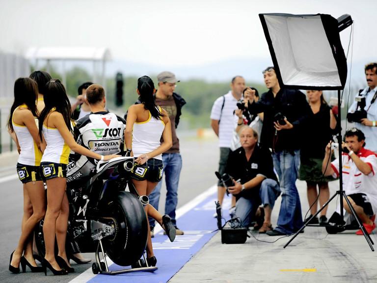 Talmacsi prepares for 'home' GP at Brno