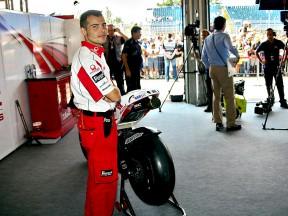 Marco Rigamonti, Niccolo Canepa's Crew Chief