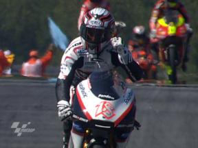 Brno 2009 - 125 Race Highlights