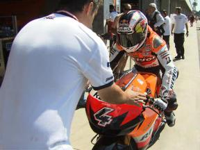 Brno post-race MotoGP Test Highlights