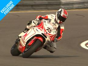 Exclusive Interview: Mattia Pasini MotoGP debut