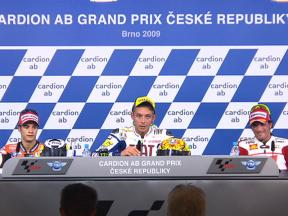 Full Brno post-race press conference