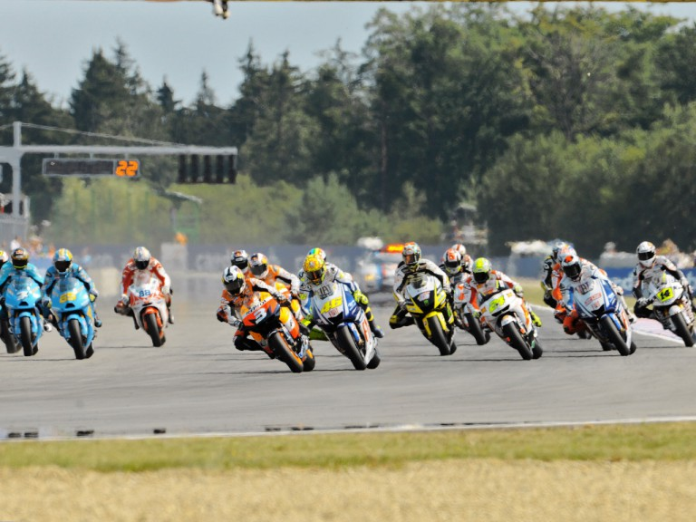 MotoGP Group in action