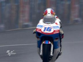 Best images of 250cc FP1 in Indianapolis