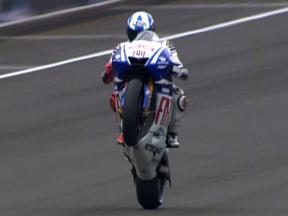 Indianapolis 2009 - Resumen de la carrera de MotoGP