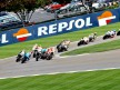 MotoGP action at the Red Bull Indianapolis Grand Prix