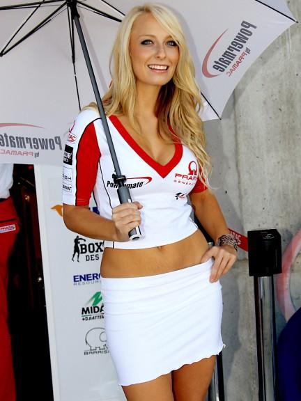 Paddock Girls at Red Bull Indianapolis Gran Prix