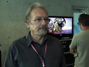 John Bruno on 3D HD future and MotoGP demo