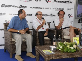 'Motomondiale Story' presentation at Misano