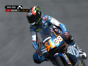 Misano 2009 - 125 QP Highlights