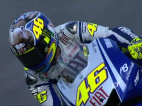 Best images of MotoGP QP in Misano