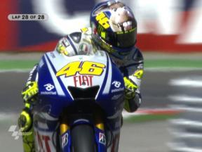 Misano 2009 - Resumen de la carrera de MotoGP