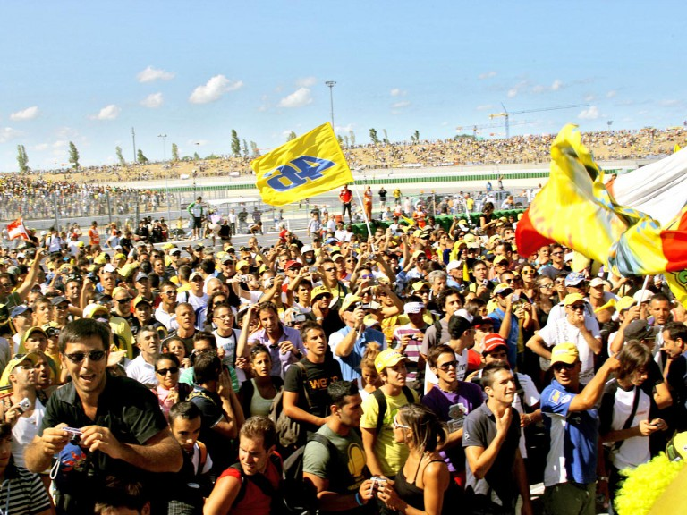 Public ambient at Misano