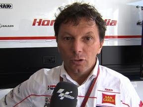 Gresini on Misano and season so far