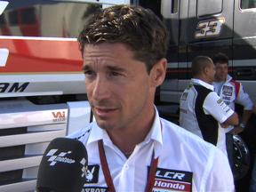 Cecchinello on season so far