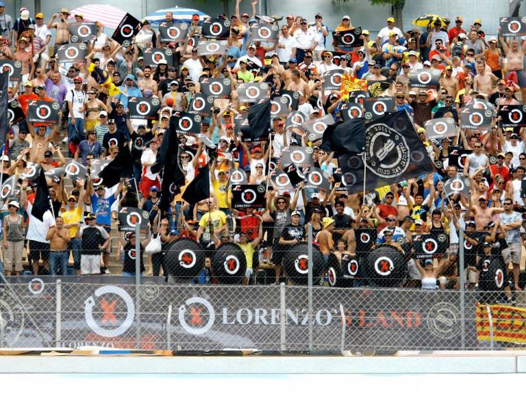 Lorenzo fans