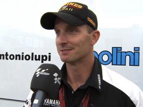 Edwards comments on new Yamaha deal