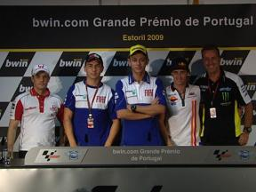 Estoril Thursday's Press Conference