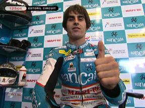 Estoril 2009 - 125 FP1 Highlights
