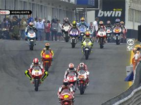 Best images of 250cc FP1 in Estoril