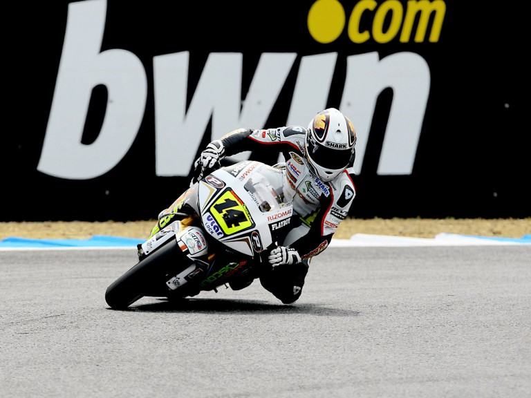 Randy de Puniet in action in Estoril