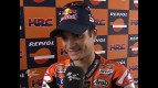 Pedrosa happy with early pace
