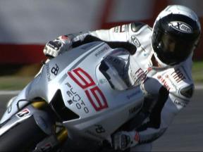 Best images of MotoGP FP2 in Estoril